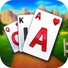 Solitaire Grand Harvest: Free Tripeaks Card Game